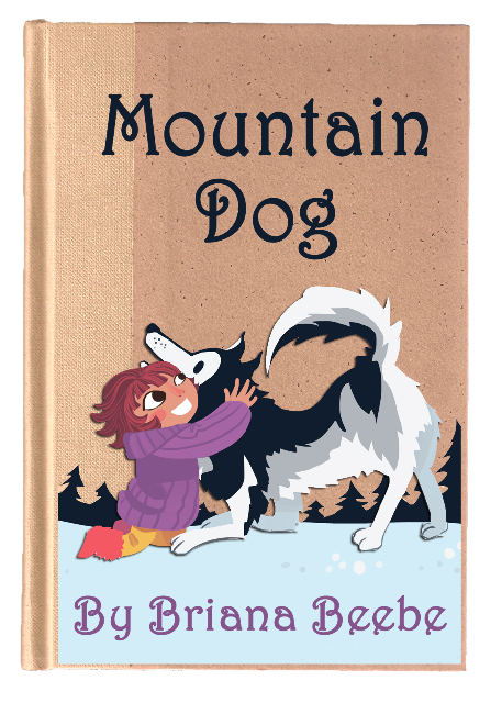 Mountain dog small