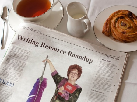 Read all about it! Writing resources