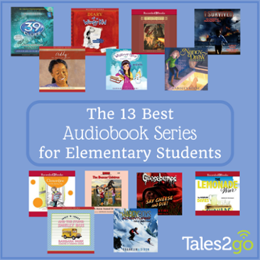The 13 Best Audiobooks Series for Elementary Students-2