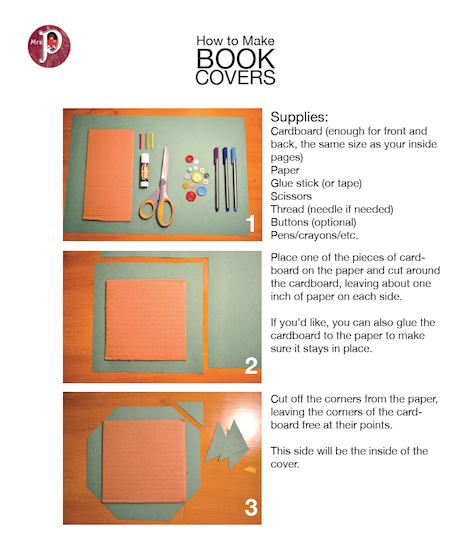 Step 1 book making