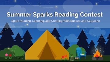 Summer sparks reading contest