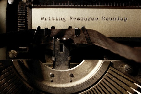 Writing resource roundup
