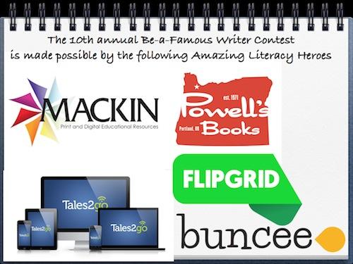 Literacy sponsors